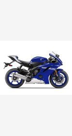 2017 Yamaha YZF-R6 for sale 200573715