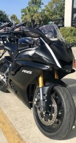 2017 Yamaha YZF-R6 for sale 200614379