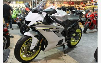 2017 Yamaha YZF-R6 for sale 200643340