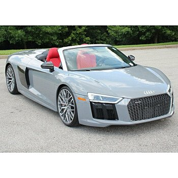 2018 Audi R8 V10 plus Spyder for sale 101078356