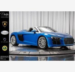 2018 Audi R8 for sale 101249002