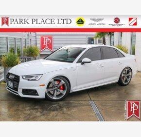 2018 Audi S4 Prestige for sale 101406579