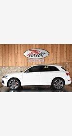 2018 Audi SQ5 Prestige for sale 101207122