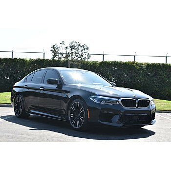 2018 BMW M5 for sale 101386182