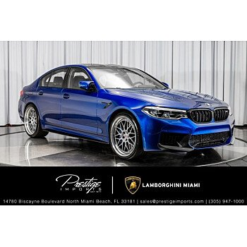 2018 BMW M5 for sale 101492517