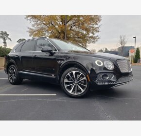 2018 Bentley Bentayga for sale 101412102