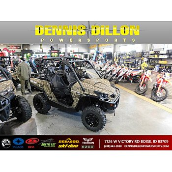 2018 Can-Am Commander 1000R for sale 200655261