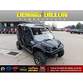 2018 Can-Am Commander 1000R for sale 200655277