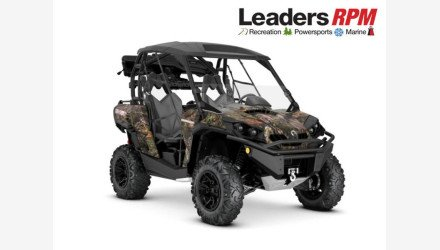 2018 Can-Am Commander 1000R for sale 200684250