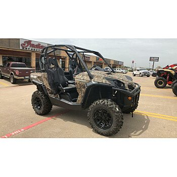 2018 Can-Am Commander 800R for sale 200678086