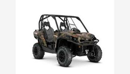 2018 Can-Am Commander 800R for sale 200662747