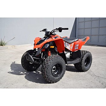 2018 Can-Am DS 70 for sale 200673247