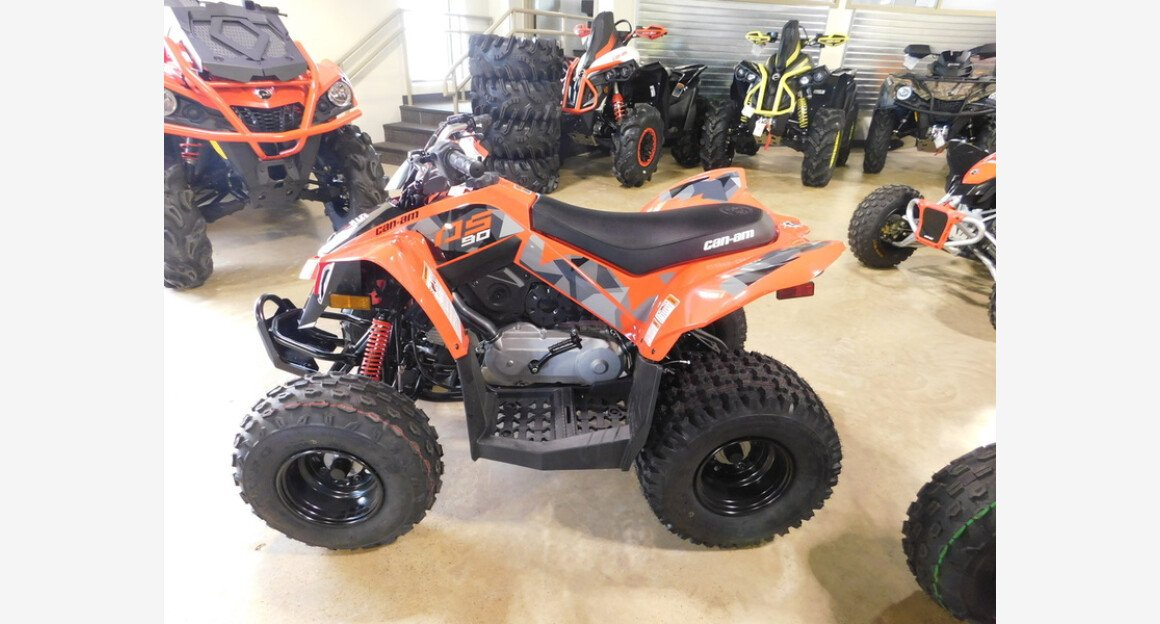 2018 Can-Am DS 90 for sale 200564755