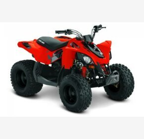 2018 Can-Am DS 90 for sale 200650401