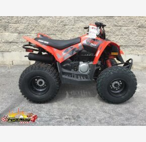 2018 Can-Am DS 90 for sale 200780723