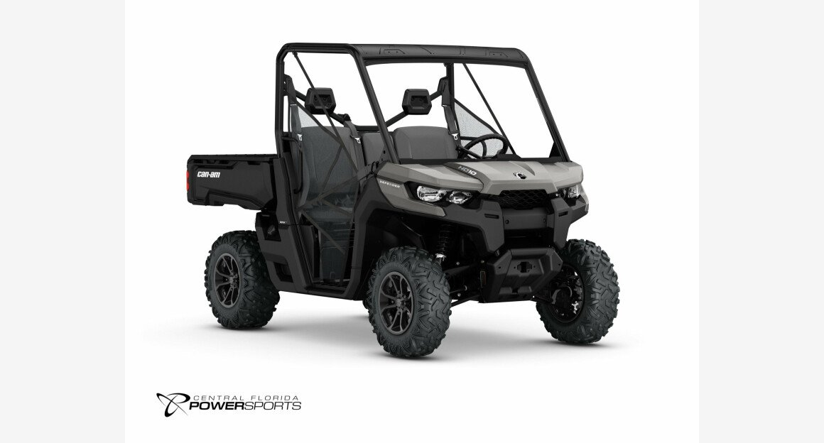 2018 Can-Am Defender for sale 200466837
