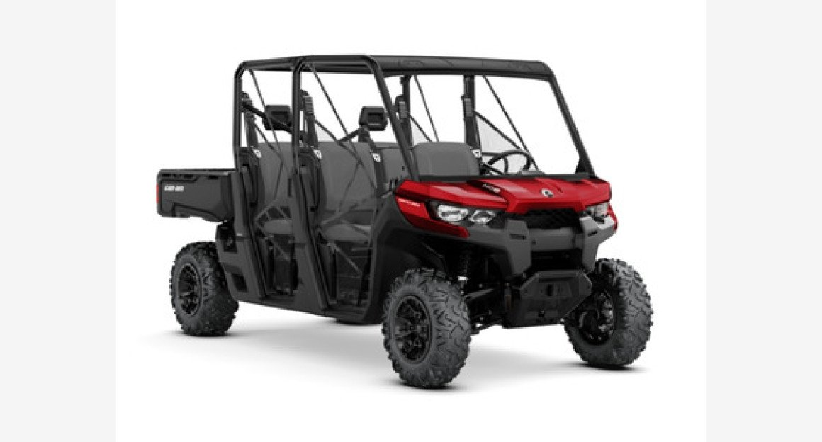 2018 Can-Am Defender for sale 200505116