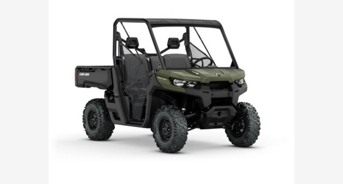 2018 Can-Am Defender for sale 200505122