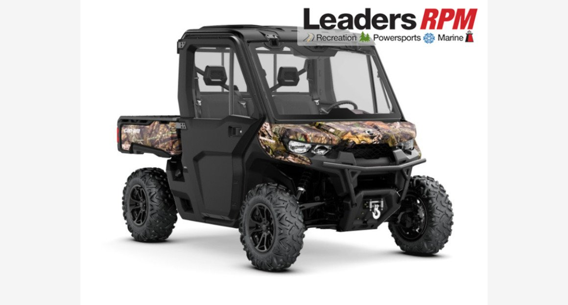 2018 Can-Am Defender for sale 200511185