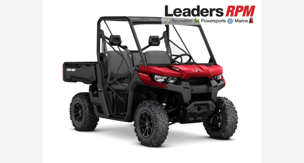 2018 Can-Am Defender for sale 200511277