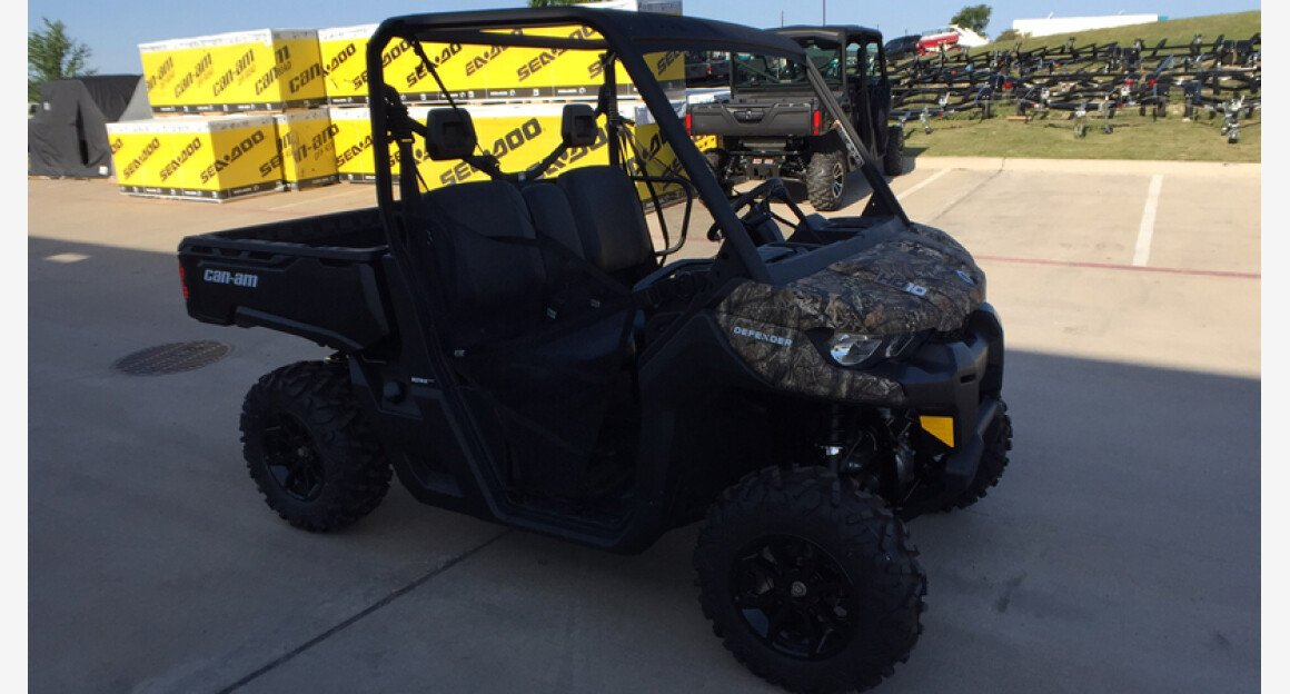2018 Can-Am Defender for sale 200520113