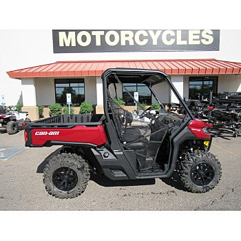 2018 Can-Am Defender XT HD8 for sale 200559458