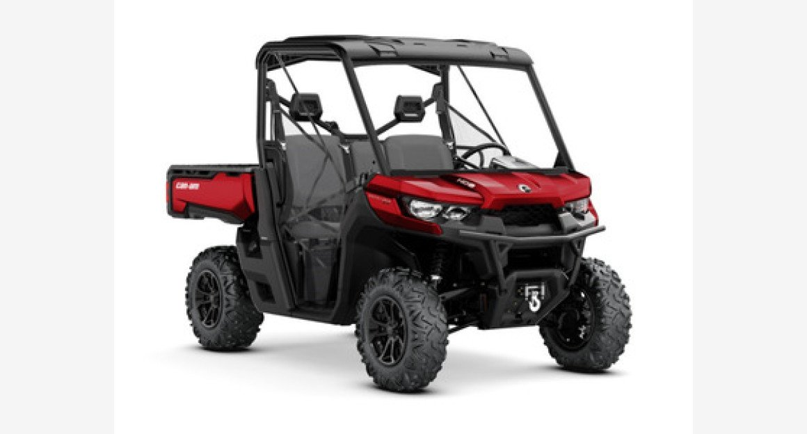 2018 Can-Am Defender for sale 200582597