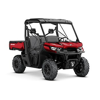 2018 Can-Am Defender for sale 200591001