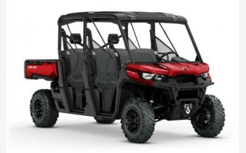 2018 Can-Am Defender Max for sale 200600222