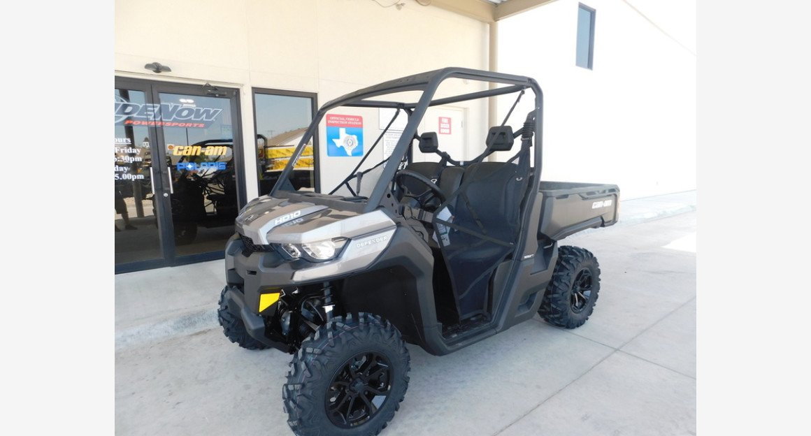 2018 Can-Am Defender for sale 200602964