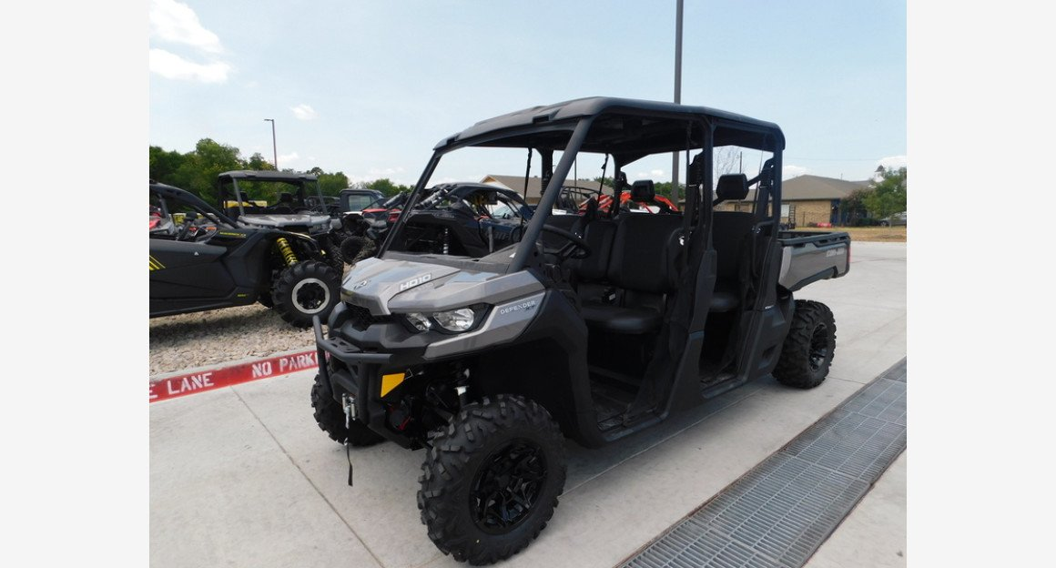2018 Can-Am Defender for sale 200602968