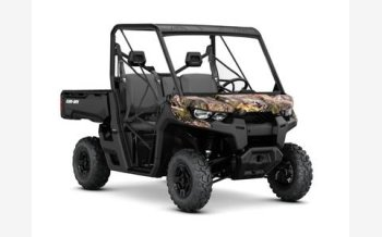 2018 Can-Am Defender for sale 200630596