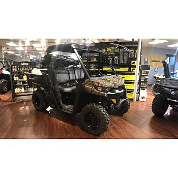 2018 Can-Am Defender for sale 200678104