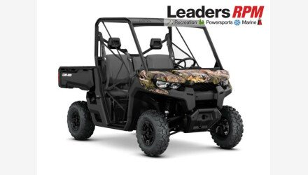 2018 Can-Am Defender for sale 200684210