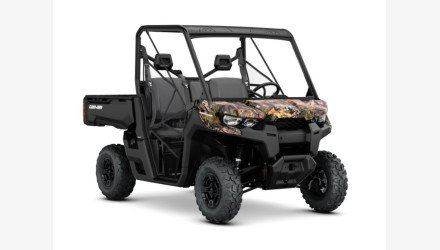 2018 Can-Am Defender for sale 200923400