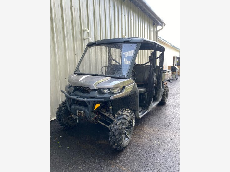 2018 Can-Am Defender MAX XT HD8 for sale 201104075