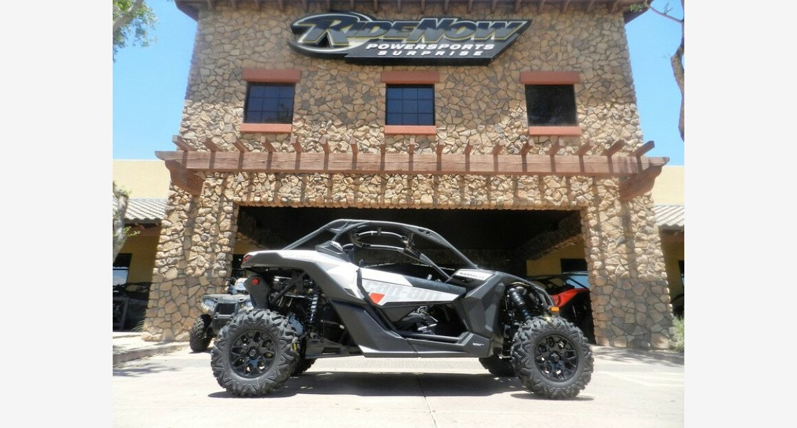 2018 Can-Am Maverick 900 X3 Turbo R for sale 200601600