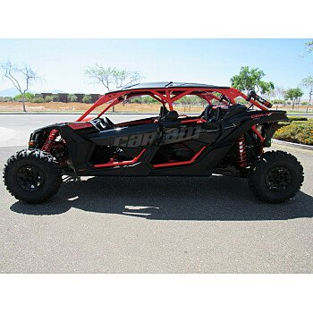 2018 Can-Am Maverick MAX 1000R for sale 200599619