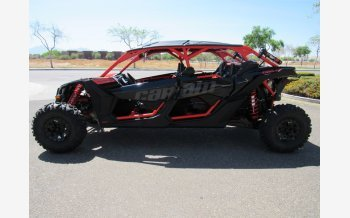 2018 Can-Am Maverick MAX 1000R for sale 200599620