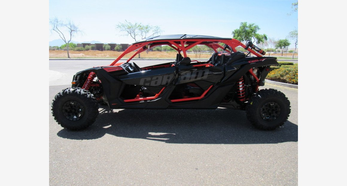 2018 Can-Am Maverick MAX 1000R for sale 200599630