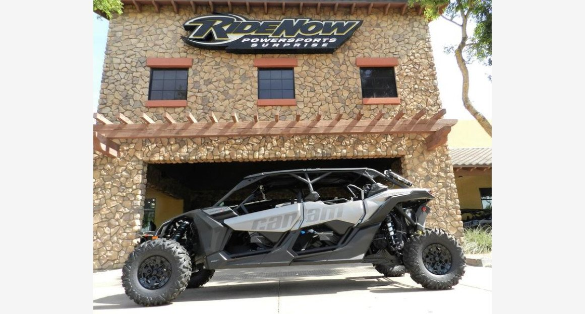 2018 Can-Am Maverick MAX 1000R for sale 200629183