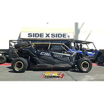 2018 Can-Am Maverick MAX 1000R for sale 200629932