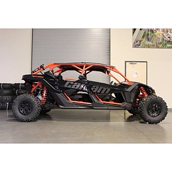 2018 Can-Am Maverick MAX 1000R for sale 200657478