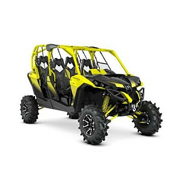 2018 Can-Am Maverick MAX 1000R for sale 200662773