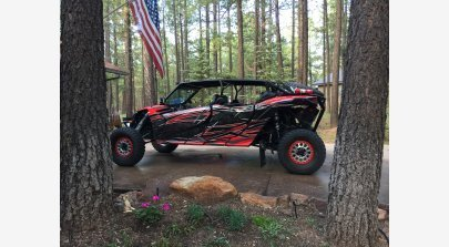 2018 Can-Am Maverick MAX 1000R X3 X rs Turbo R for sale 200984715