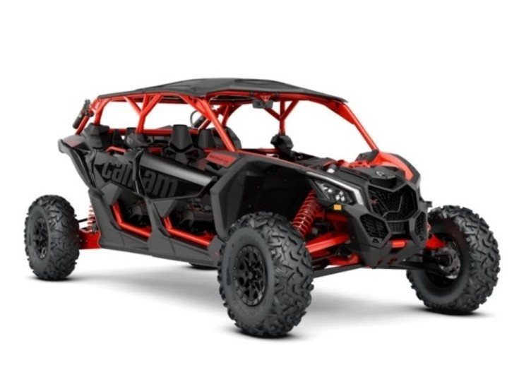 2018 Can-Am Maverick MAX 900 X3 X rs Turbo R for sale 201034413