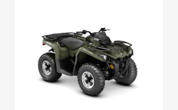 2018 Can-Am Outlander 450 for sale 200565144