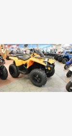 2018 Can-Am Outlander 450 for sale 200577781