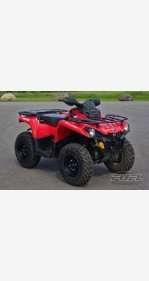 2018 Can-Am Outlander 450 for sale 200759541