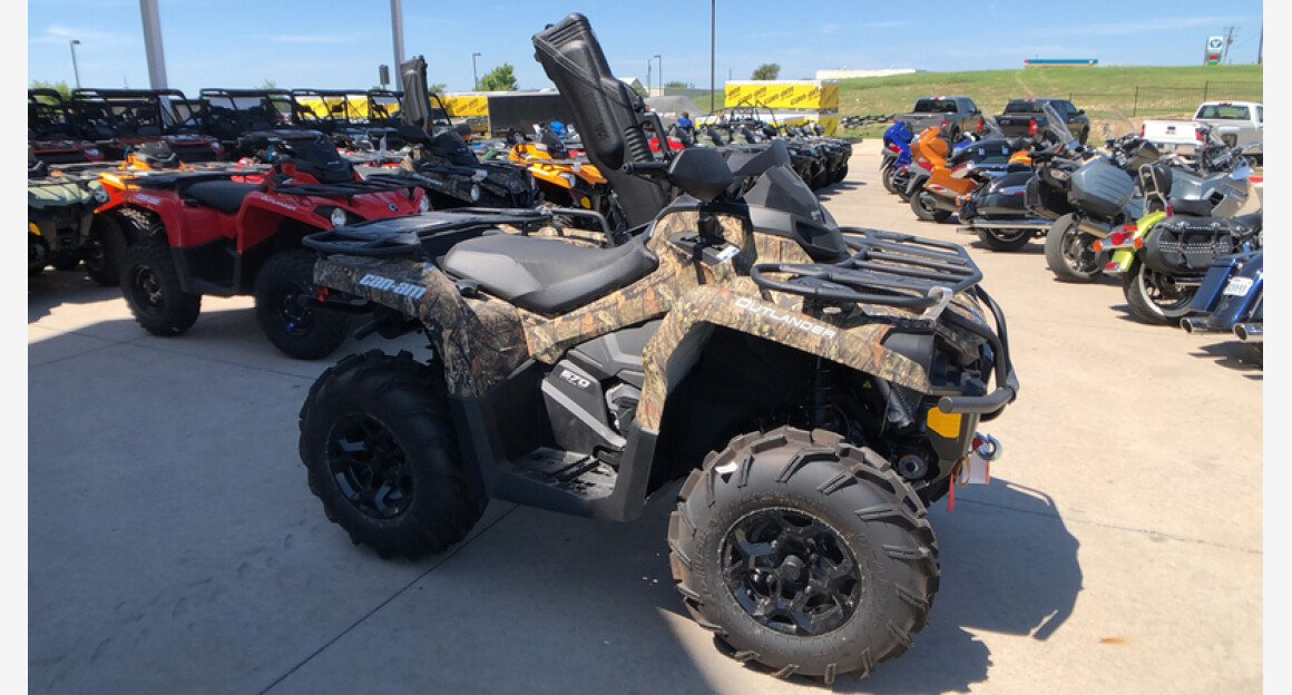 2018 Can-Am Outlander 570 for sale 200601234